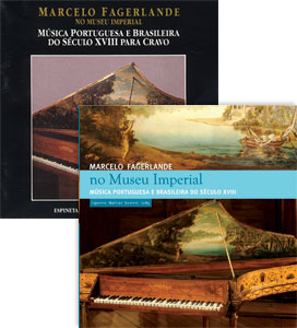 CD - Marcelo Fagerlande no Museu Imperial (1991)